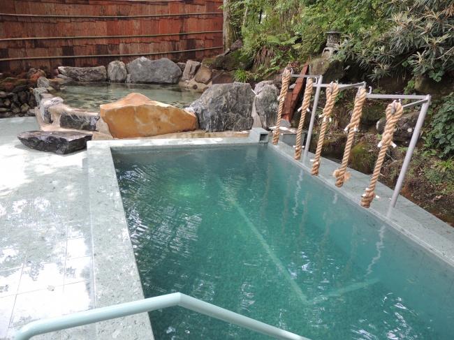 綱の湯&井戸水風呂H26.812開湯